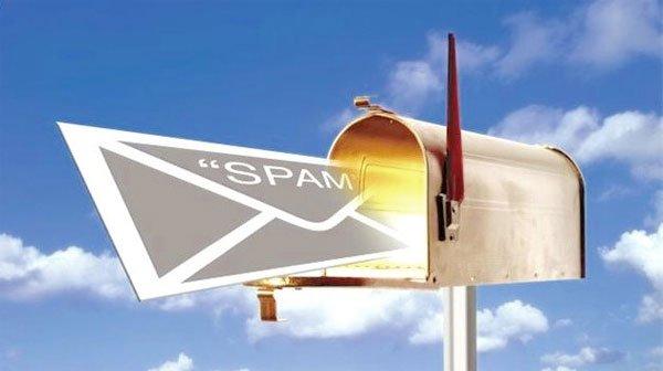 spam-knapp